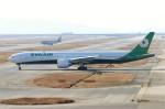 青春の1ページさんが、関西国際空港で撮影したエバー航空 777-36N/ERの航空フォト(写真)