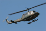 KJさんが、相馬原駐屯地で撮影した陸上自衛隊 UH-1Jの航空フォト(写真)
