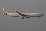 PASSENGERさんが、香港国際空港で撮影したキャセイドラゴン A330-342Xの航空フォト(写真)