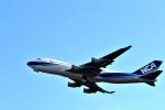we love kixさんが、関西国際空港で撮影した日本貨物航空 747-4KZF/SCDの航空フォト(写真)