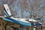 camelliaさんが、成田国際空港で撮影したアジア航測 680E Commanderの航空フォト(写真)
