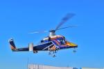 Miyabi24さんが、東京ヘリポートで撮影したアカギヘリコプター K-1200 K-Maxの航空フォト(写真)