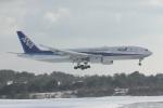 endress voyageさんが、岡山空港で撮影した全日空 777-281の航空フォト(写真)