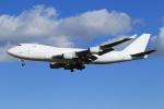 たっくさんが、成田国際空港で撮影したアトラス航空 747-4KZF/SCDの航空フォト(写真)