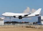 goldengoldsさんが、成田国際空港で撮影したアトラス航空 747-4KZF/SCDの航空フォト(写真)