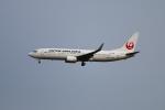 reonさんが、成田国際空港で撮影した日本航空 737-846の航空フォト(写真)