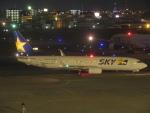 commet7575さんが、福岡空港で撮影したスカイマーク 737-82Yの航空フォト(写真)