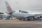 panchiさんが、アムステルダム・スキポール国際空港で撮影したチャイナエアライン A340-313Xの航空フォト(写真)