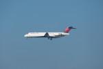 krozさんが、ラガーディア空港で撮影したデルタ航空 717-2BDの航空フォト(写真)