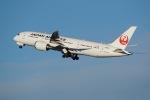 ピカードさんが、羽田空港で撮影した日本航空 787-846の航空フォト(写真)
