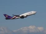 eipansさんが、羽田空港で撮影したタイ国際航空 747-4D7の航空フォト(写真)