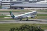 プルシアンブルーさんが、福岡空港で撮影したエバー航空 A330-302Xの航空フォト(写真)