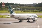 北陸の人。さんが、成田国際空港で撮影したパキスタン国際航空 A310-325/ETの航空フォト(写真)