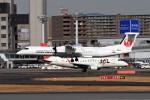 JA946さんが、伊丹空港で撮影した日本エアコミューター DHC-8-402Q Dash 8の航空フォト(写真)
