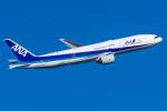 Tomo-Papaさんが、羽田空港で撮影した全日空 777-281/ERの航空フォト(写真)