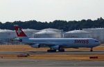 Wasawasa-isaoさんが、成田国際空港で撮影したスイスインターナショナルエアラインズ A340-313Xの航空フォト(写真)