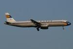 JRF spotterさんが、フランクフルト国際空港で撮影したルフトハンザドイツ航空 A321-131の航空フォト(写真)
