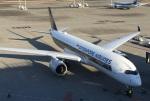 ヨッちゃんさんが、羽田空港で撮影したシンガポール航空 A350-941XWBの航空フォト(写真)