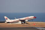 ひこ☆さんが、中部国際空港で撮影した中国東方航空 A320-232の航空フォト(写真)
