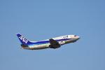 ひこ☆さんが、中部国際空港で撮影したANAウイングス 737-5L9の航空フォト(写真)