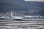 ピーチさんが、岡山空港で撮影したJALエクスプレス 737-846の航空フォト(写真)