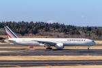 Y-Kenzoさんが、成田国際空港で撮影したエールフランス航空 777-328/ERの航空フォト(写真)