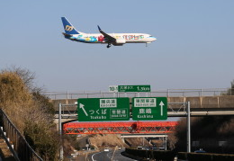 Gメンさんが、成田国際空港で撮影したマンダリン航空 737-8SHの航空フォト(写真)