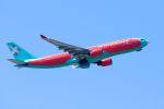 まいけるさんが、スワンナプーム国際空港で撮影したウインド・ローズ・アピエーション A330-223の航空フォト(写真)