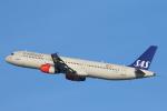 安芸あすかさんが、ロンドン・ヒースロー空港で撮影したスカンジナビア航空 A321-231の航空フォト(写真)