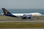 RJFT Spotterさんが、中部国際空港で撮影したアトラス航空 747-243B(SF)の航空フォト(写真)