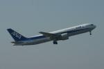 むこいちさんが、成田国際空港で撮影した全日空 767-381/ERの航空フォト(写真)