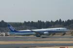 むこいちさんが、成田国際空港で撮影した全日空 777-381/ERの航空フォト(写真)