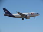 ヒリュウさんが、成田国際空港で撮影したフェデックス・エクスプレス A310-304/ET(F)の航空フォト(写真)
