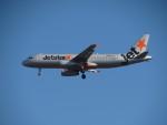ヒリュウさんが、成田国際空港で撮影したジェットスター・ジャパン A320-232の航空フォト(写真)