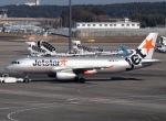 51ANさんが、成田国際空港で撮影したジェットスター・ジャパン A320-232の航空フォト(写真)