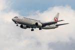 Y-Kenzoさんが、羽田空港で撮影した日本トランスオーシャン航空 737-446の航空フォト(写真)
