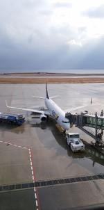 そのまんま南さんが、神戸空港で撮影したスカイマーク 737-86Nの航空フォト(写真)