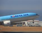 タミーさんが、中部国際空港で撮影した大韓航空 777-3B5/ERの航空フォト(写真)