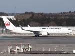 51ANさんが、成田国際空港で撮影した日本航空 767-346/ERの航空フォト(写真)