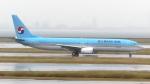 誘喜さんが、関西国際空港で撮影した大韓航空 737-9B5の航空フォト(写真)