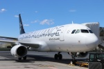 mappyさんが、クイーンズタウン空港で撮影したニュージーランド航空 A320-232の航空フォト(写真)