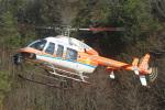 batilsさんが、NO DATAで撮影した新日本ヘリコプター 407の航空フォト(写真)