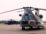 salaryman-pilotさんが、小松空港で撮影した航空自衛隊 CH-47J/LRの航空フォト(写真)