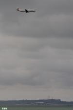 妄想竹さんが、宮古空港で撮影した日本トランスオーシャン航空 737-4Q3の航空フォト(写真)