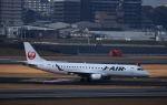 Astechnoさんが、伊丹空港で撮影したジェイ・エア ERJ-190-100(ERJ-190STD)の航空フォト(写真)