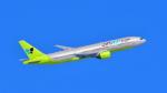 Leola7さんが、新千歳空港で撮影したジンエアー 777-2B5/ERの航空フォト(写真)