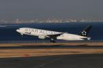 pcxさんが、羽田空港で撮影した全日空 777-281の航空フォト(写真)