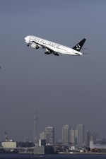 planetさんが、羽田空港で撮影した全日空 777-281の航空フォト(写真)