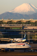 sunagimoさんが、羽田空港で撮影したブリティッシュ・エアウェイズ 747-436の航空フォト(写真)