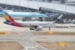 職業旅人さんが、関西国際空港で撮影したアシアナ航空 A320-232の航空フォト(写真)